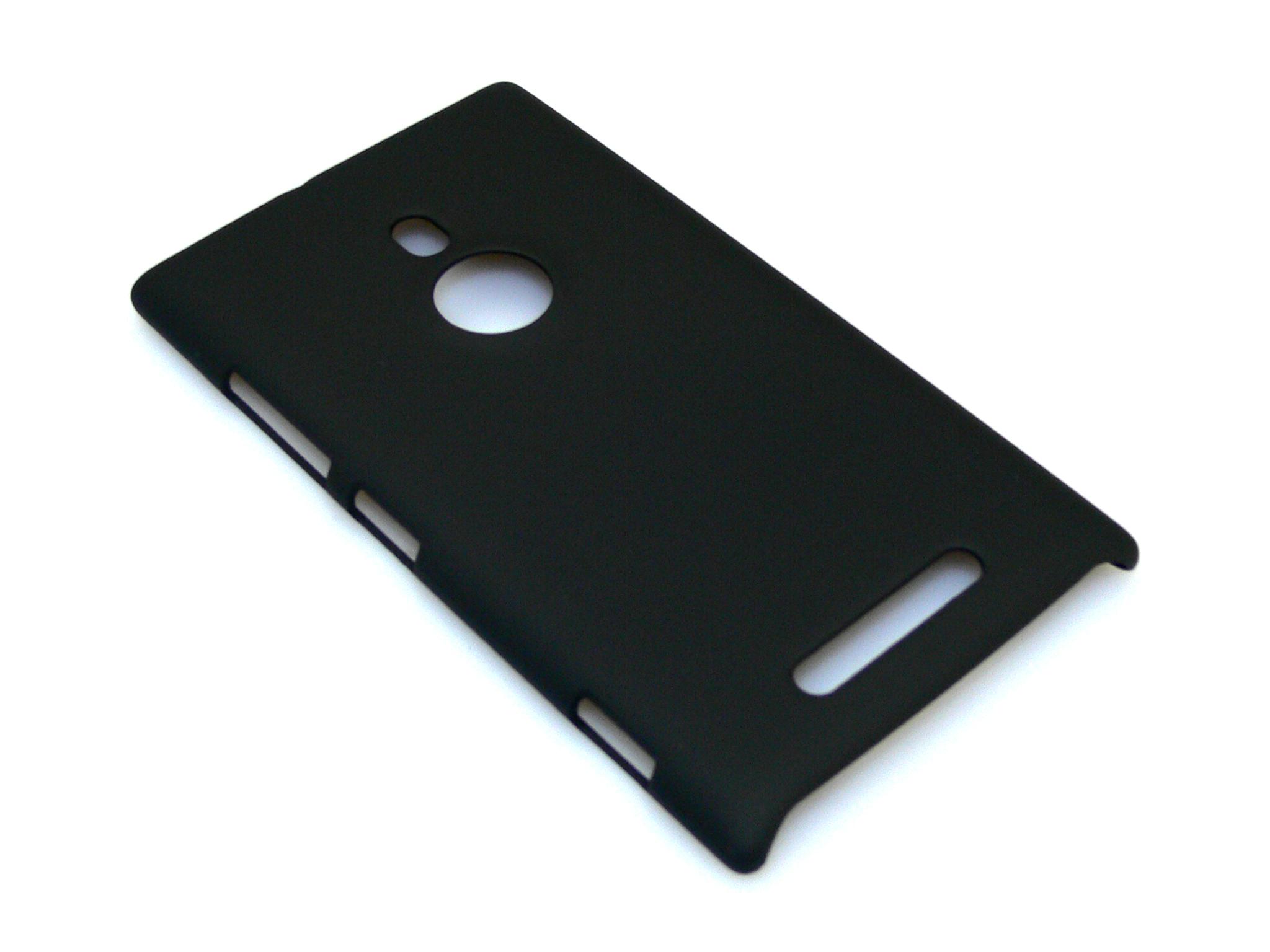 Cover Lumia 925 hard Black