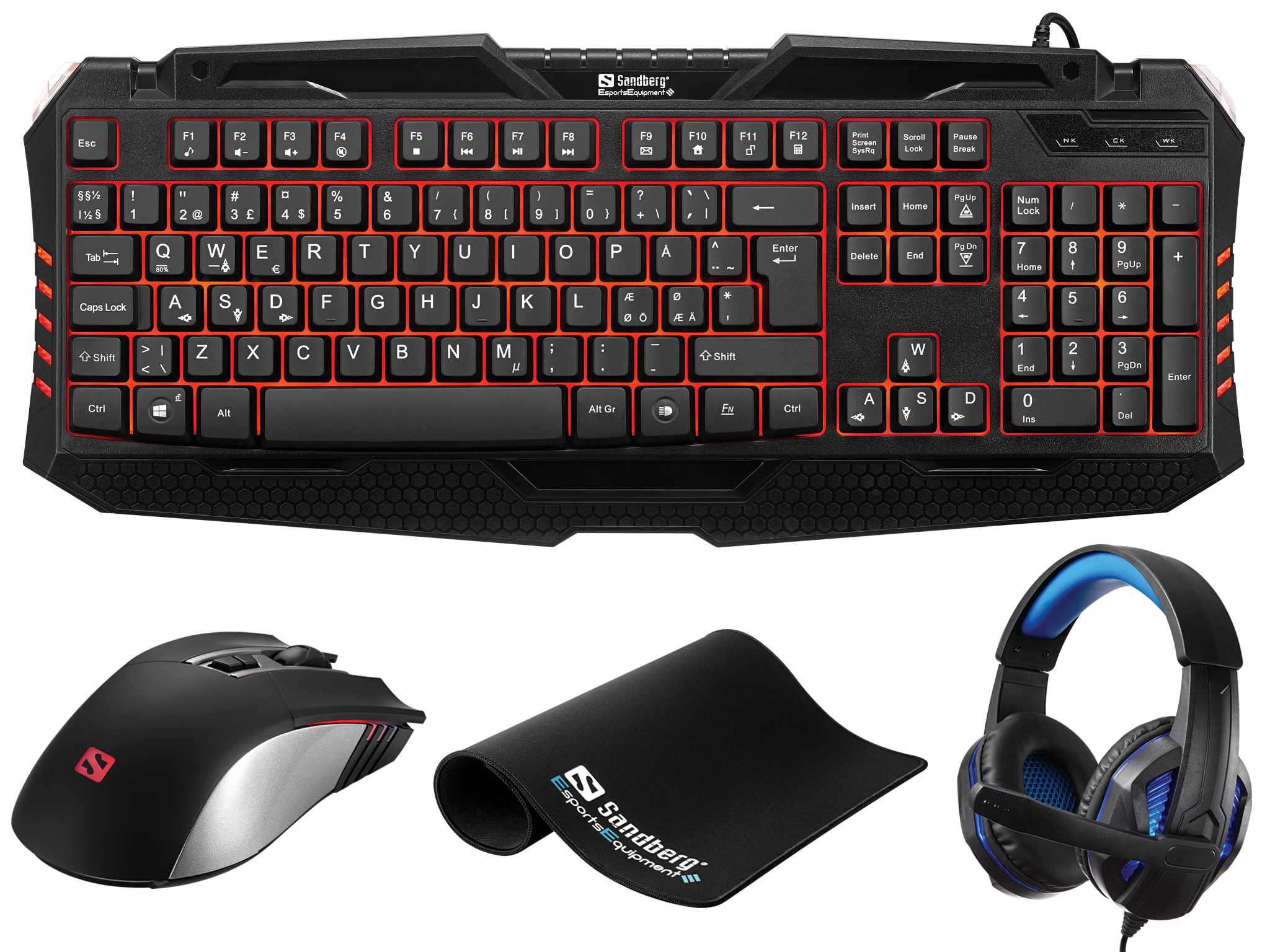 Gaming Starter Kit DE