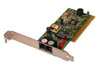 PCI-Card: modem 56K