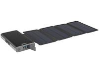 Solar 4-Panel Powerbank 25000