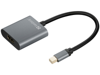 Adapter MiniDP1.4>HDMI2.0 4K60
